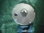 A GENUINE RENAULT CLIO MK2 ALLOY WHEEL HUB CENTER CAP AND BOLT  EQUATION  8200081301